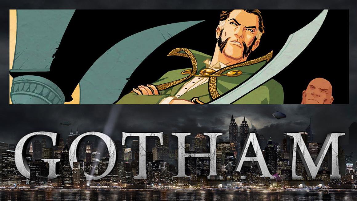 Ra's al Ghul Joins Gotham TV Series