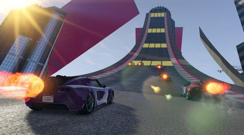 GTA Online roadmap