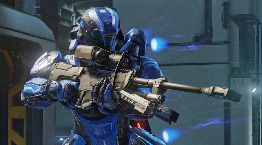 Halo 5 Guardians Sniper
