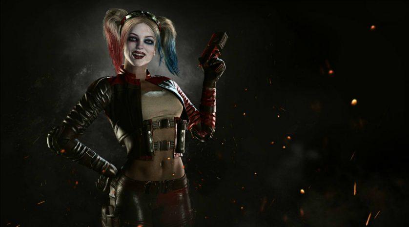 Injustice 2 Harley 2