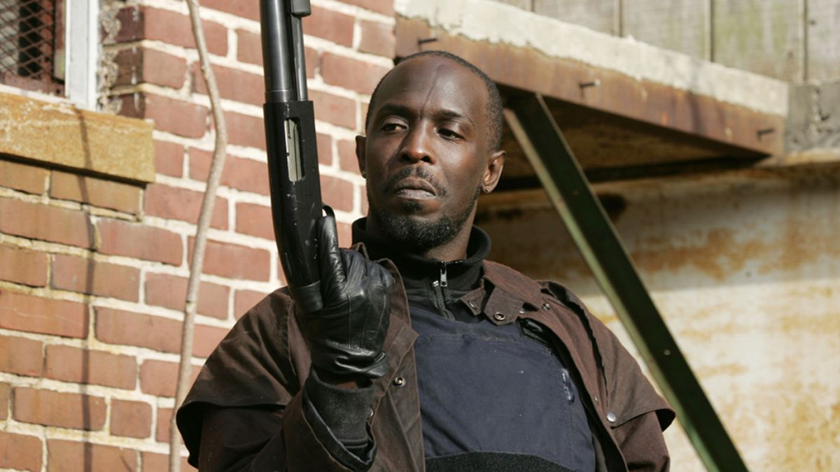 Michael K Williams Omar The Wire