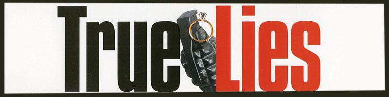 True LIes Logo