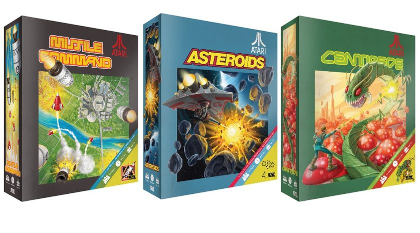 atari idw tabletop games