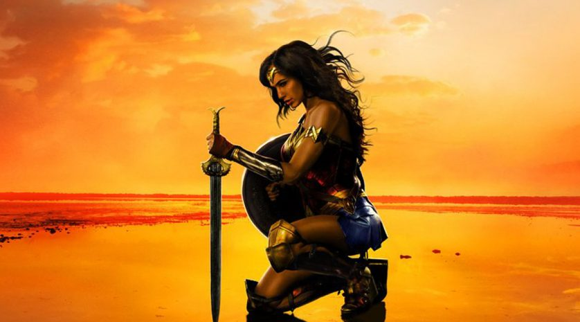 Wonder-Woman lead