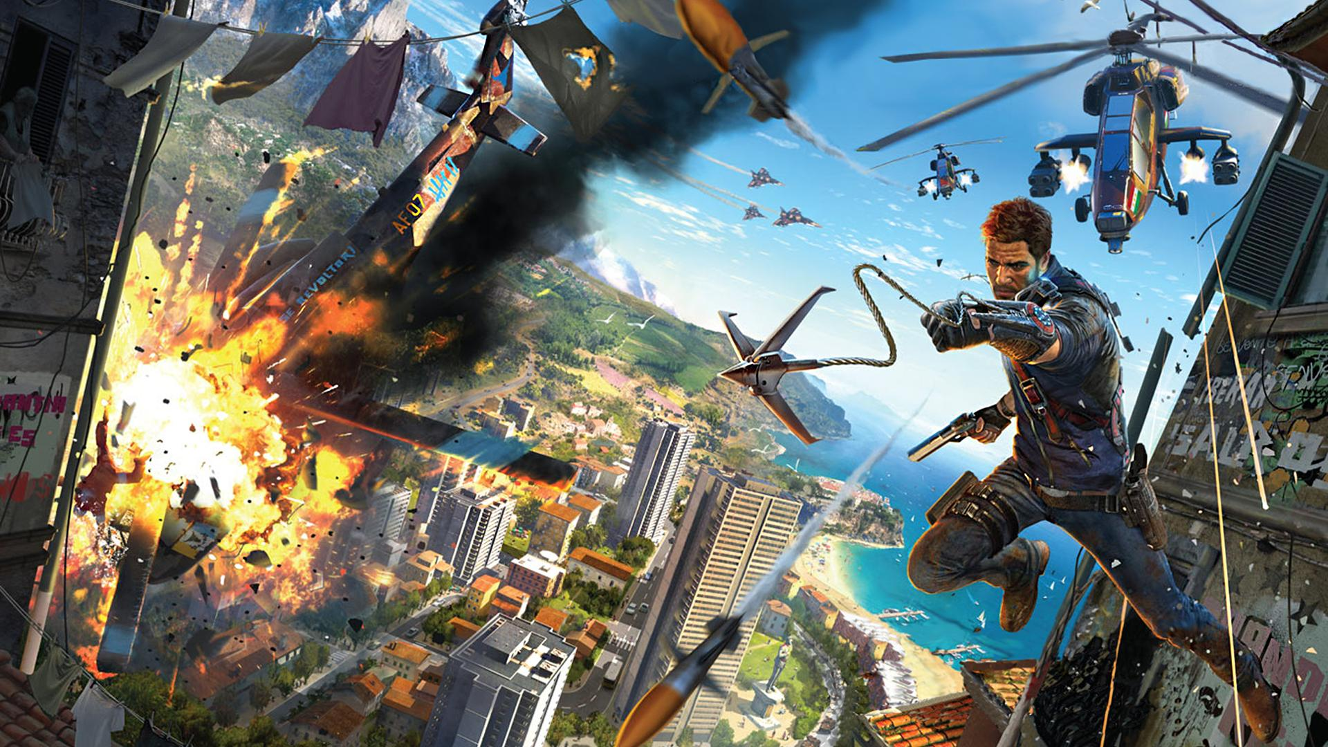 Just Cause 3 promo