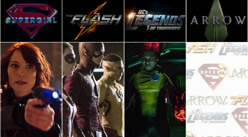 DC on the CW Last Week feat