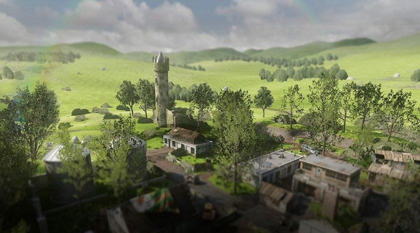 Modern Warfare Remastered Shamrock and Awe