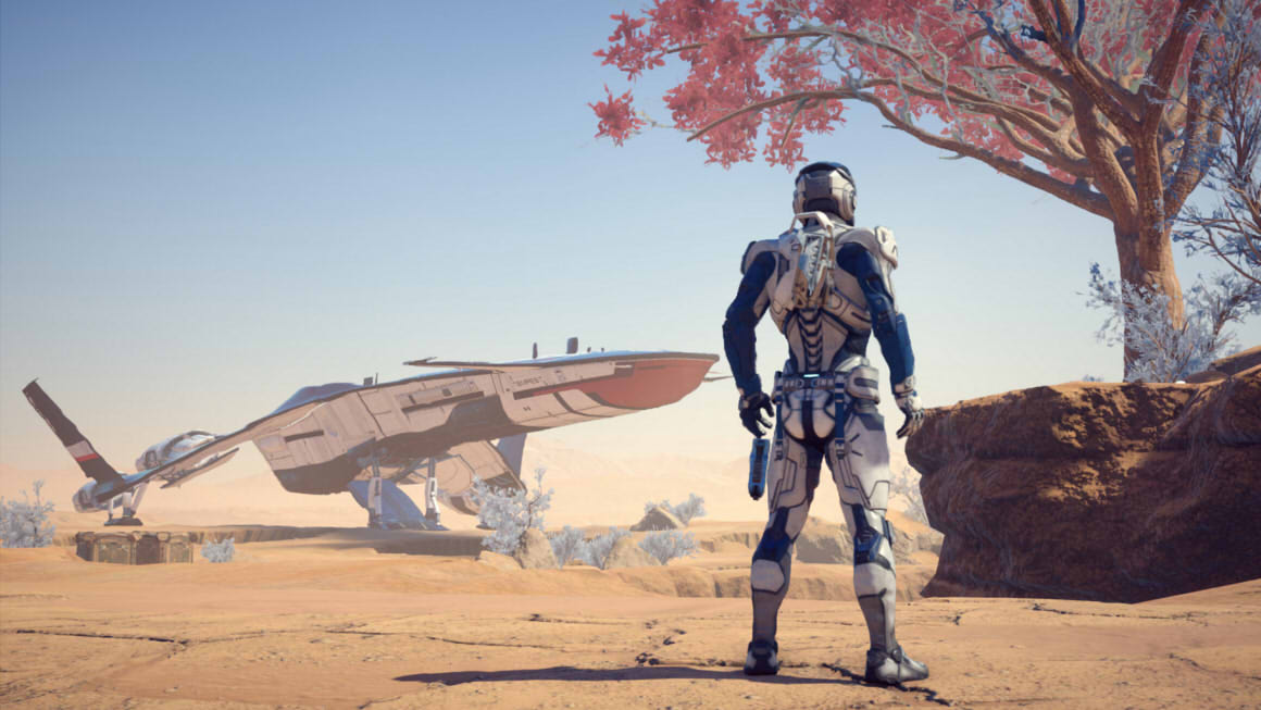 Mass Effect Andromeda tree