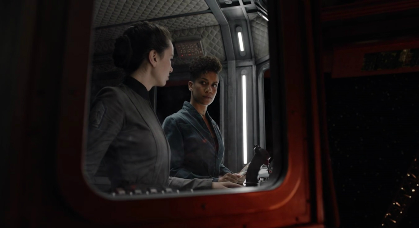 The Expanse 208 naomi drummer
