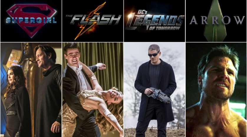 DC on the CW - TV Romance Musicals feat