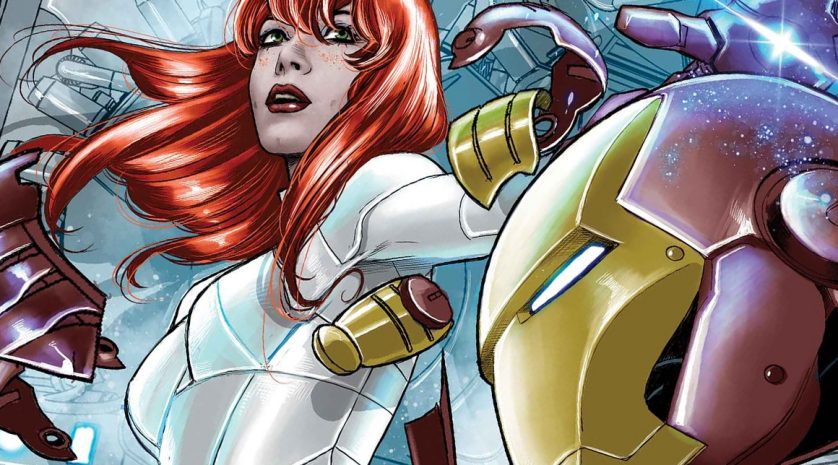 Weekly Comic Roundup - Mary Jane Variants feat