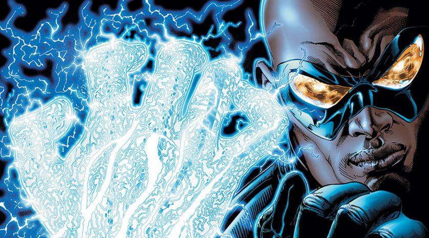 Black Lightning First Look feat