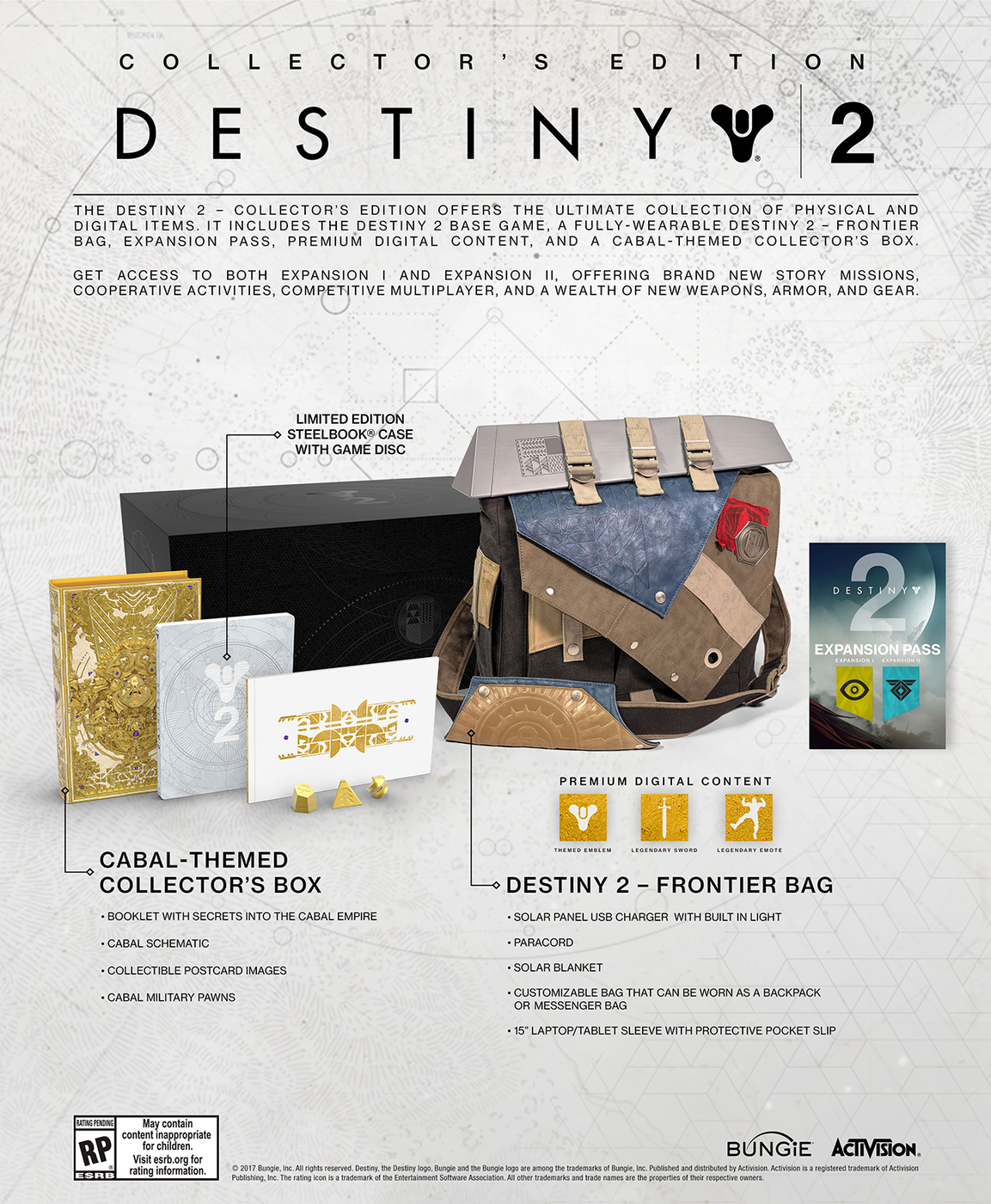 destiny special edition