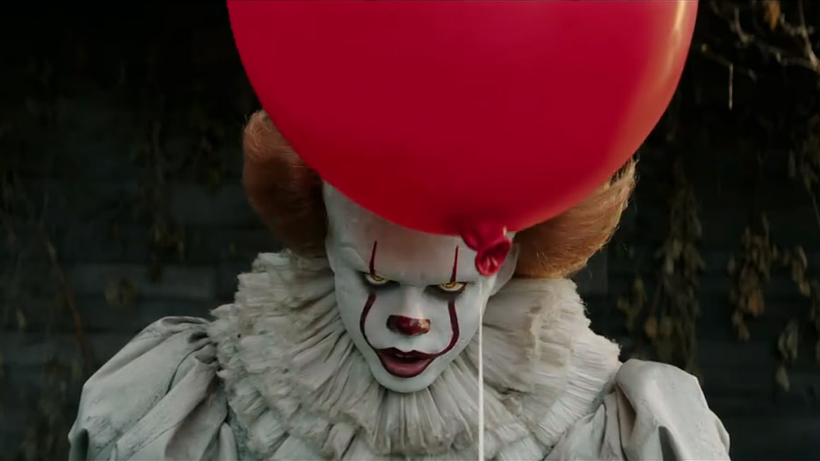 Image result for Steven King's It 2017