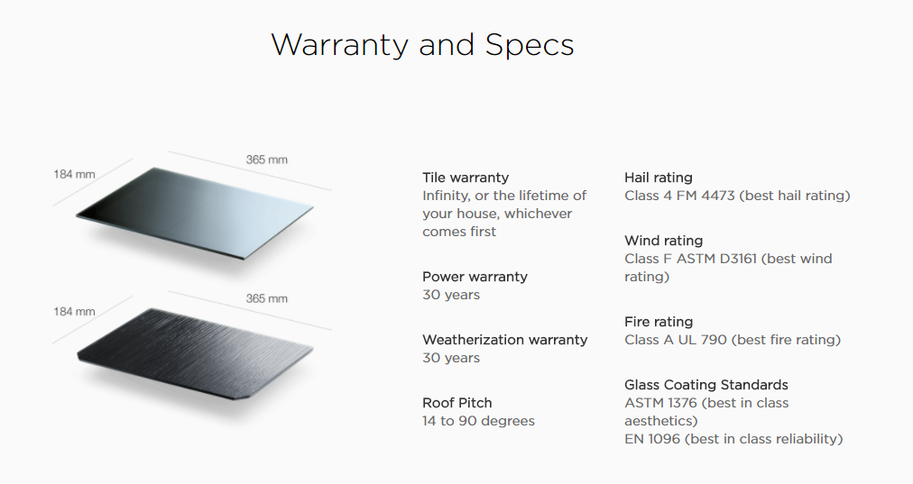 Tesla S Solar Roof Tiles Now Up For Pre Order Geek