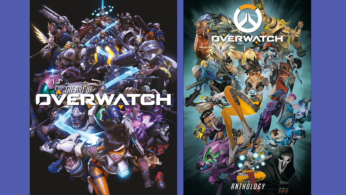 According To The Amazon Listings Art Of Overwatch Will Release On October 24th While Anthology Releases A Little Earlier 10th