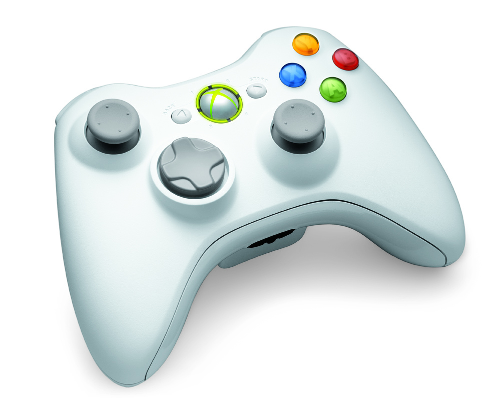 Microsoft Announces New Limited Edition White Xbox 360 ...