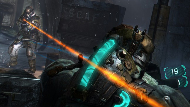 Dead Space 3 Weapon Crafting Gameplay – EGMNOW