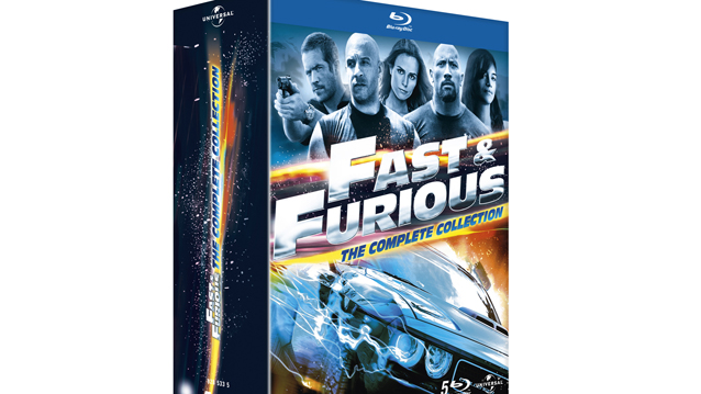 blu ray boxed set of all five fast and furious movies announced egmnow. Black Bedroom Furniture Sets. Home Design Ideas