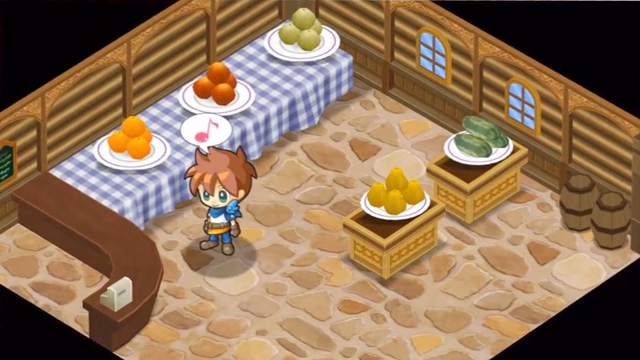 Harvest Moon Creator's Project Happiness Retitled Hometown ...
