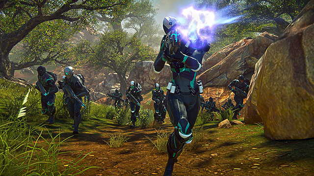 PlanetSide 2 Player-Studio Update Now Live – EGMNOW