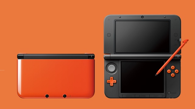 Black Amp Orange And Black Amp Turquoise 3ds Xl Colors