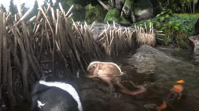 Are Beaver Dams in Ragnarok ? - ARK Ragnarok - YouTube  Ark Beaver Dam