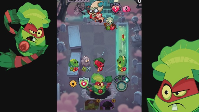 Popcap Enters The Collectible Card Game Arena With Plants