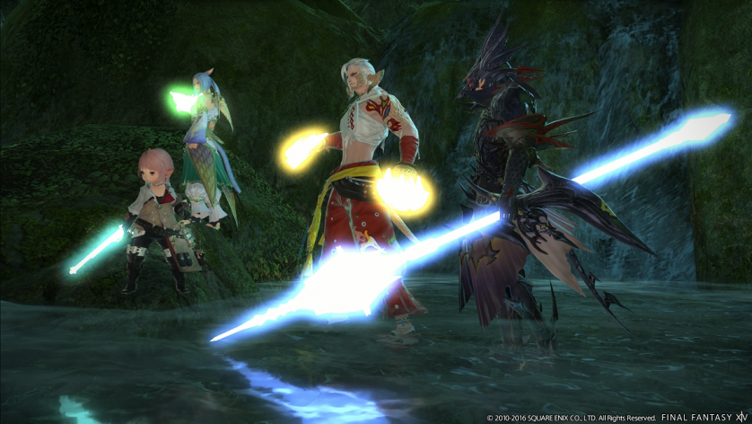 Palace Of The Dead Offers Ffxiv Players A Brand New