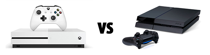 Xbox One S vs PlayStation 4: Who wins the next console war ...