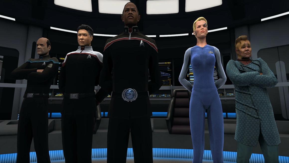 Top Star Trek Online Wallpaper Wallpapers