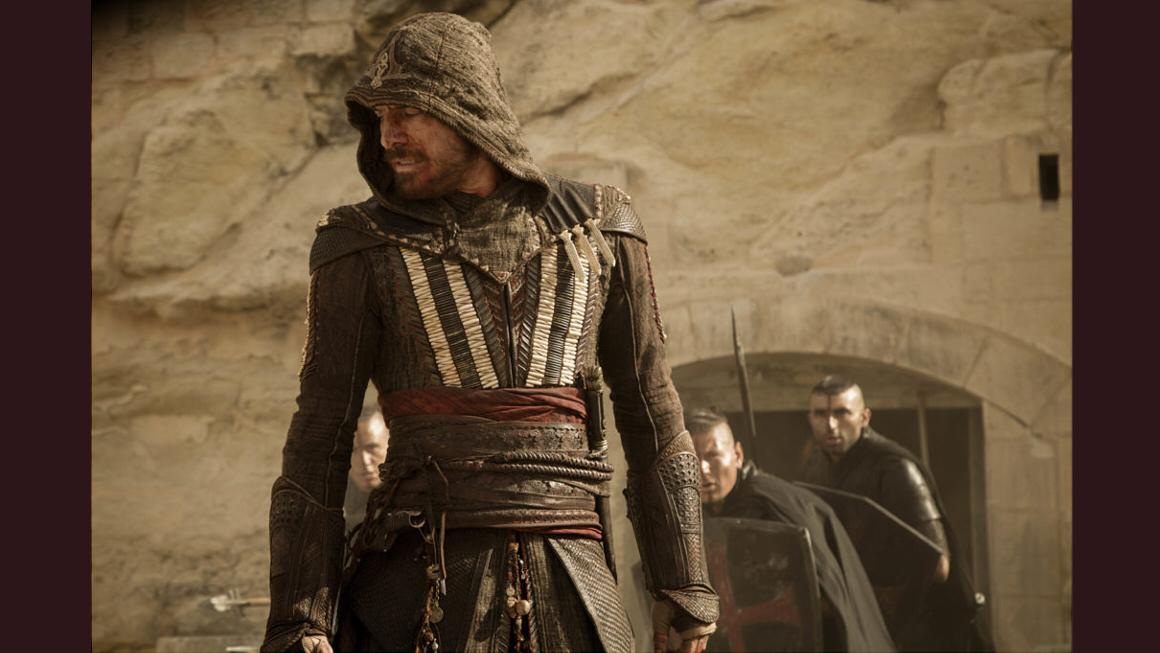 New Assassin's Creed film stills show Michael Fassbender ...