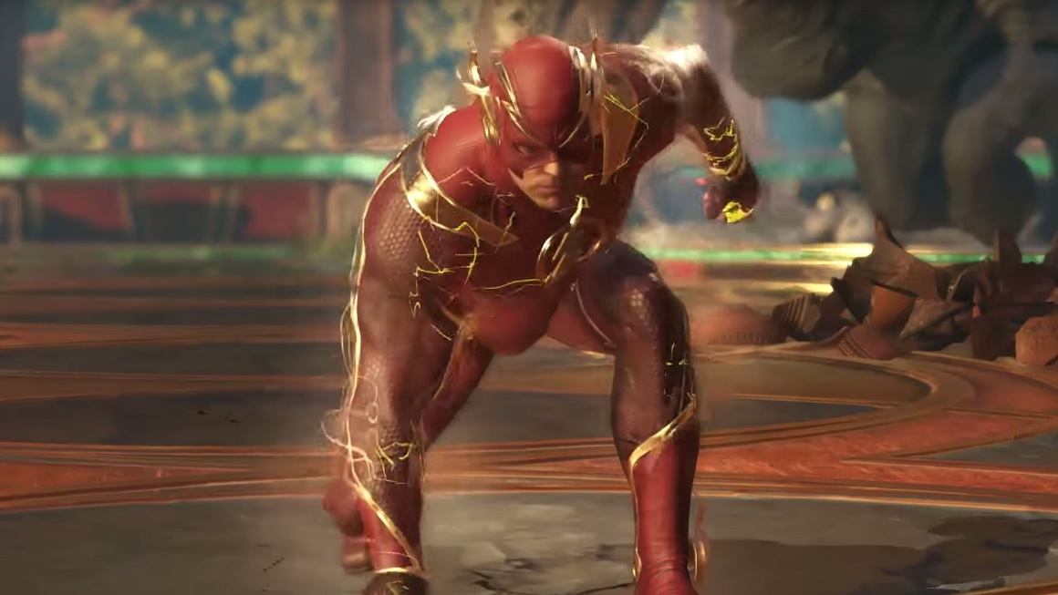 Injustice 2's latest trailer is all about The Flash – EGMNOW