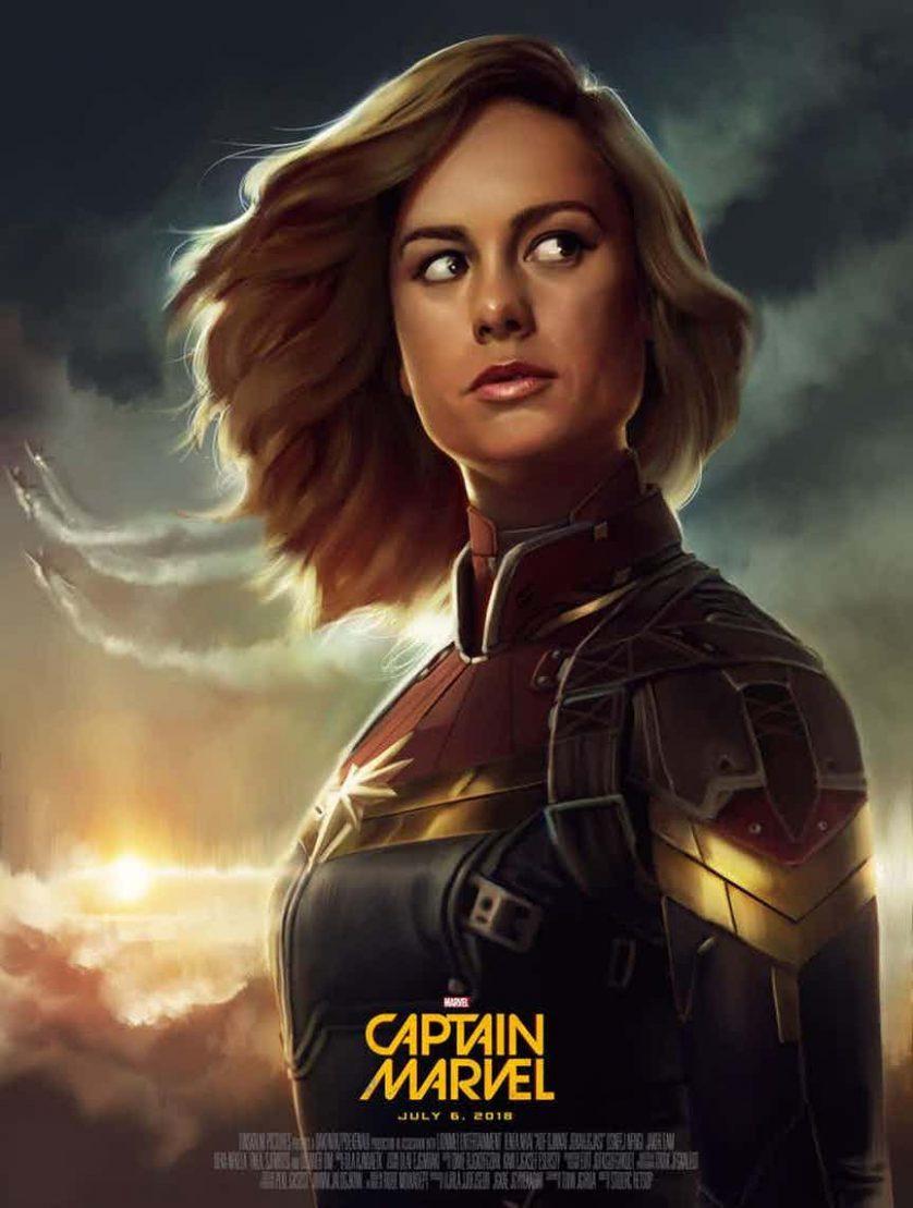 Captain Marvel 2019 ending wiki